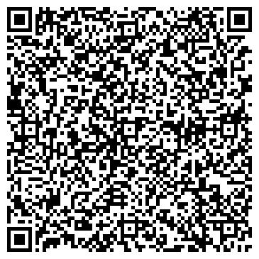 QR-код с контактной информацией организации ДЕТСКИЙ САД №1