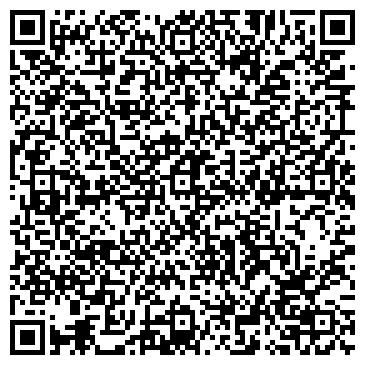 QR-код с контактной информацией организации ДЕТСКИЙ САД №6 БУРАТИНО