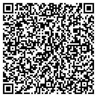 QR-код с контактной информацией организации ОАО АЭРОПОРТ ЧИТА