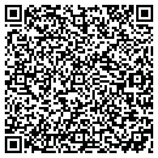 QR-код с контактной информацией организации ГАРАЖ ЧГМА