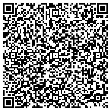 QR-код с контактной информацией организации ГАРАЖНЫЙ КООПЕРАТИВ №77 ЛУЧ