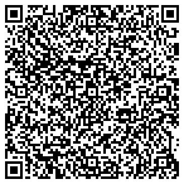 QR-код с контактной информацией организации ДИЗАЙН-СТУДИЯ ДОМОЦЕНТР