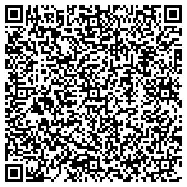 QR-код с контактной информацией организации МЕБИУС