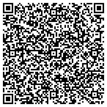 QR-код с контактной информацией организации ITALFASHION