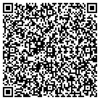 QR-код с контактной информацией организации МОТИВ