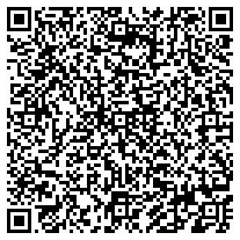QR-код с контактной информацией организации УДАЧА