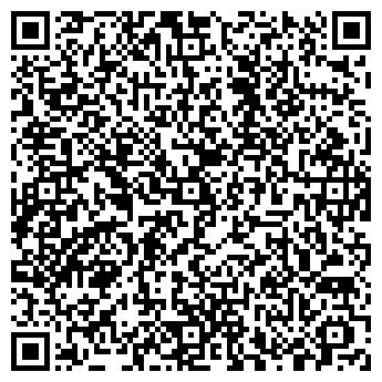 QR-код с контактной информацией организации ФИНВАЛ