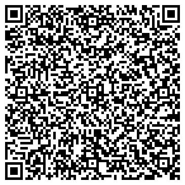 QR-код с контактной информацией организации ПОЛЯНА