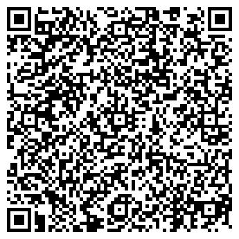 QR-код с контактной информацией организации FLEUR