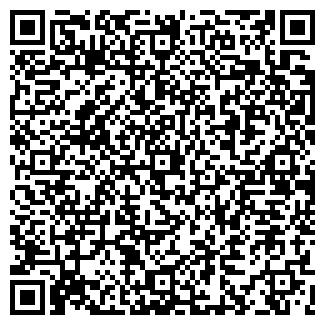 QR-код с контактной информацией организации ДЭУ 23