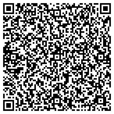QR-код с контактной информацией организации ПРИВЕТ