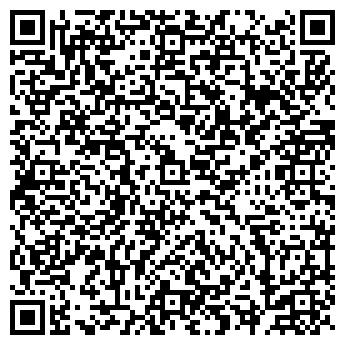 QR-код с контактной информацией организации САНЭ