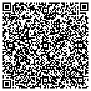 QR-код с контактной информацией организации ТОПОЛЬ