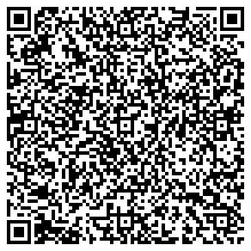 QR-код с контактной информацией организации ТОРГОВЫЙ ЦЕНТР
