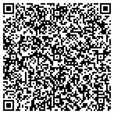 QR-код с контактной информацией организации ТЦ АЛЕНКА