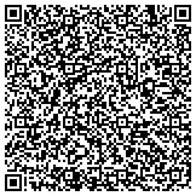QR-код с контактной информацией организации САЛОН-ПАРИКМАХЕРСКАЯ ЭКСКЛЮЗИВ