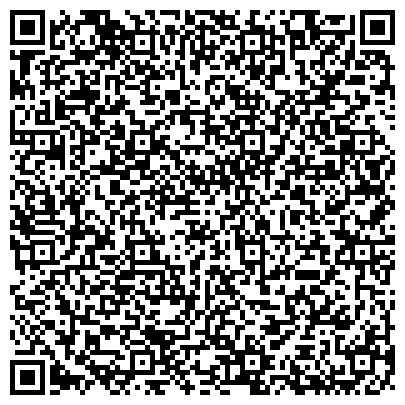 QR-код с контактной информацией организации САЛОН-ПАРИКМАХЕРСКАЯ ДЛЯ ВСЕЙ СЕМЬИ