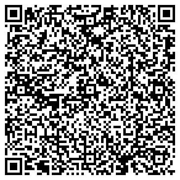 QR-код с контактной информацией организации COIFFUR