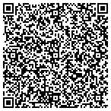 QR-код с контактной информацией организации ТЕПЛЫЙ ПОЛ