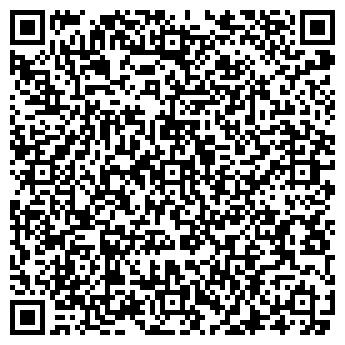 QR-код с контактной информацией организации БАННО-ПРАЧЕЧНЫЙ ТРЕСТ
