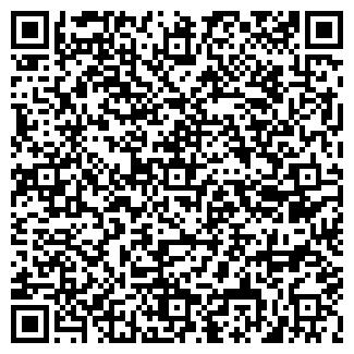 QR-код с контактной информацией организации ФИТНЕС ЗАЛ FORMA