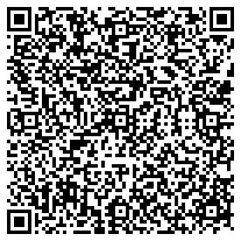 QR-код с контактной информацией организации Центр СПИД