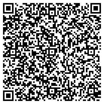 QR-код с контактной информацией организации РЕСТОРАН МЕРИДИАН
