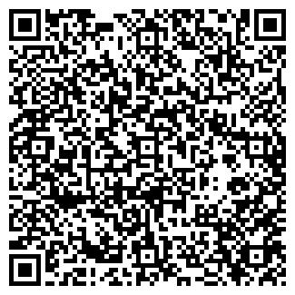 QR-код с контактной информацией организации МОЛОТ ПРАВА