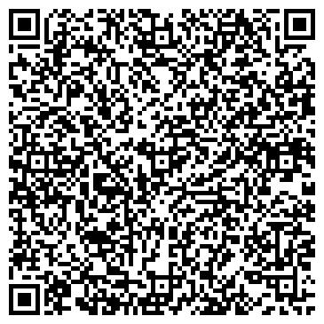 QR-код с контактной информацией организации АГЕНТСТВО ДЖИН