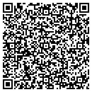 QR-код с контактной информацией организации ИНТЕРНЕТ-ЦЕНТР
