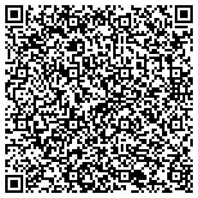 QR-код с контактной информацией организации ЧОП ПЦО РУБЕЖ