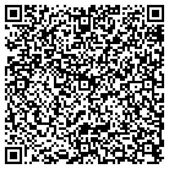 QR-код с контактной информацией организации ПЦО КЕНОНСКОГО ОВД