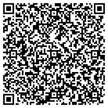 QR-код с контактной информацией организации КОМПАНИЯ ТЕНЗОР