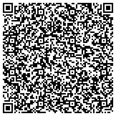 QR-код с контактной информацией организации ЗАБАЙКАЛЬСКИЙ БИЗНЕС-ИНКУБАТОР