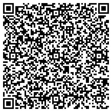 QR-код с контактной информацией организации РАКУРС