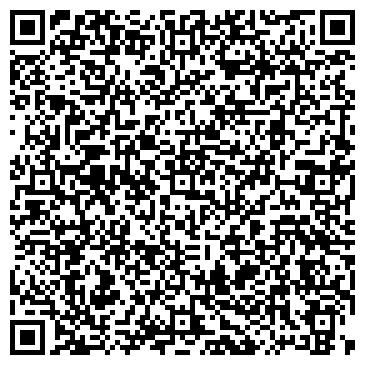 QR-код с контактной информацией организации КОСМОС TV