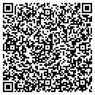 QR-код с контактной информацией организации САТУРН ОАО