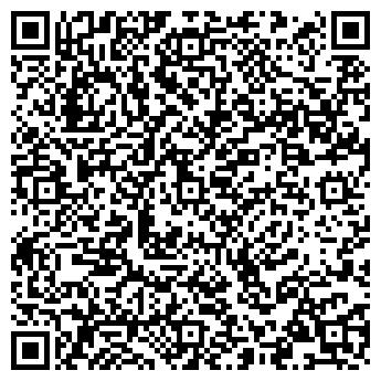 QR-код с контактной информацией организации КДУ, КОНДИТЕРСКИЙ ДОМ УДАЧА