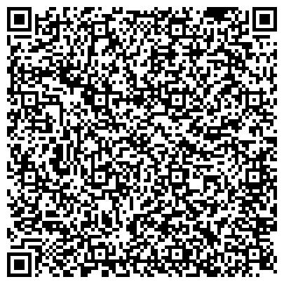 QR-код с контактной информацией организации ОБЩЕЖИТИЕ №1,2 ЧГУ
