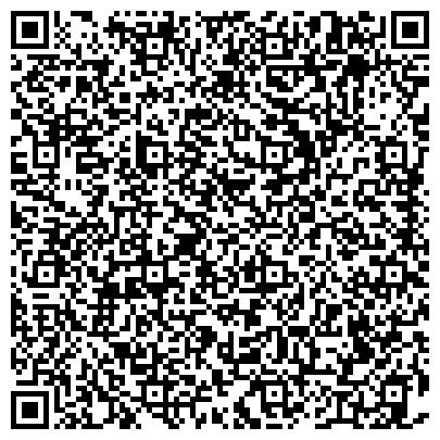 QR-код с контактной информацией организации Шилкинский отдел социальной защиты населения на территории МР «Тунгокоченский район»