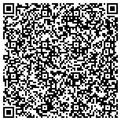 QR-код с контактной информацией организации ВЕРХ-ИСЕТСКОГО И ЖЕЛЕЗНОДОРОЖНОГО РАЙОНОВ ВОЕННЫЙ КОМИСАРИАТ
