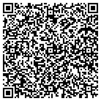 QR-код с контактной информацией организации КИРОВСКИЙ ДЭУ