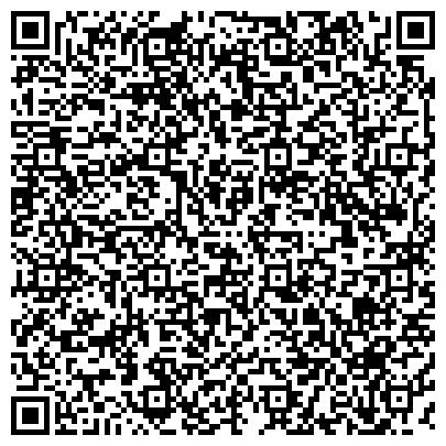 QR-код с контактной информацией организации ПО ВЕРХ-ИСЕТСКОМУ РАЙОНУ УПРАВЛЕНИЕ ПЕНСИОННОГО ФОНДА РФ