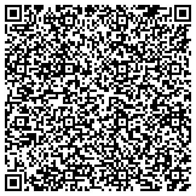 QR-код с контактной информацией организации ПО ЖЕЛЕЗНОДОРОЖНОМУ РАЙОНУ УПРАВЛЕНИЕ ПЕНСИОННОГО ФОНДА РФ