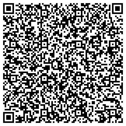 QR-код с контактной информацией организации ЕКАТЕРИНБУРГСКИЙ ДЕТСКИЙ ДОМ-ИНТЕРНАТ ДЛЯ УМСТВЕННО-ОТСТАЛЫХ ДЕТЕЙ