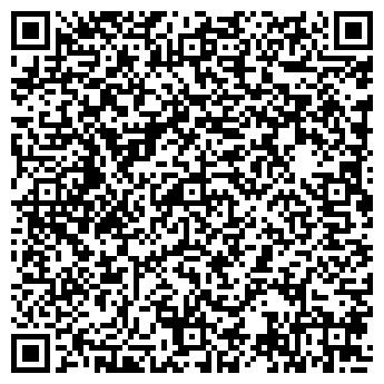 QR-код с контактной информацией организации ОРГБАНК МБО