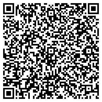 QR-код с контактной информацией организации ГУ УГАХА
