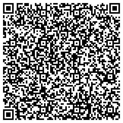 QR-код с контактной информацией организации ПСИХИАТРИЧЕСКАЯ БОЛЬНИЦА № 6 ГУЗ СО