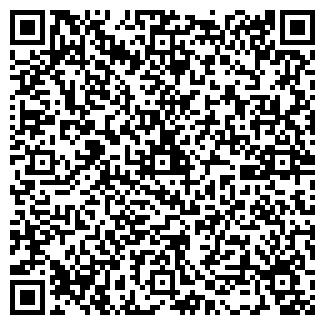 QR-код с контактной информацией организации КОЛОР ООО