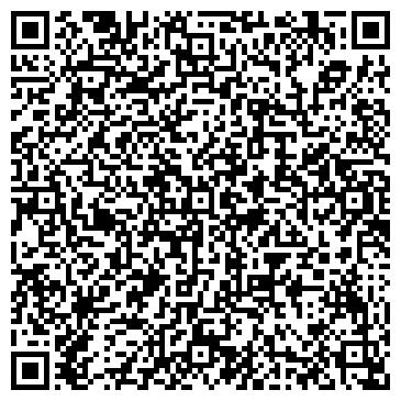 QR-код с контактной информацией организации ВЕРХ-ИСЕТСКОГО РАЙОНА № 1